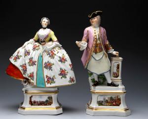 Herr und Dame vom Mopsorden (Джентельмен и Дама из ордена Мопса)
